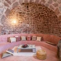 Historic cave Old bakery Oia santorini by cycladica
