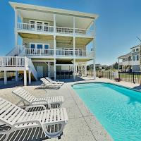 New Oceanside Estate w/ Private Pool & Elevator home