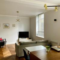 Manchester Central Stylish contemporary apartment