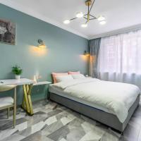 Two-Bedroom Newly Renovated Apartment Near Yalu River Broken Bridge