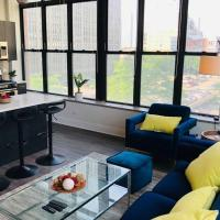 Luxury corner apartment in downtown Chicago - 407