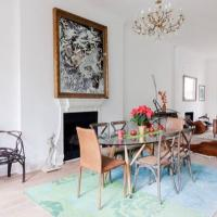 Stylish And Spacious 3 Bed Gdn Flat In Kensington