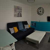 T2 meublé pour touriste, cure, déplacement pro