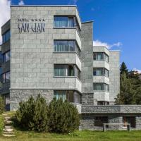 Sport & Wellnesshotel San Gian St. Moritz, hotel a Sankt Moritz