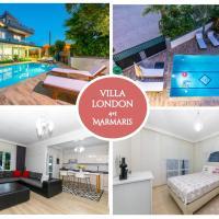 Villa London Marmaris Daily Weekly Rentals