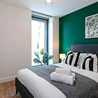 X1 Media City Luxury One Bed Apartment