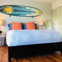 SURF'S UP, ONE BEDROOM. ILIKAI HOTEL