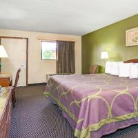 Super 8 by Wyndham Fort Mitchell Cincinnati Area