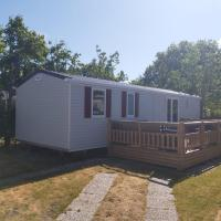 Luxe chalet Renesse, 6 persoons