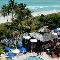 Miami Beach Oceanfront with 2BR and beach access