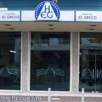 El Greco, hotel in Patra