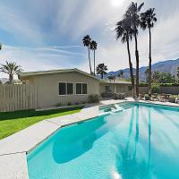 2BR/2BA Modern Retreat: Pool & Spa, Near Downtown Palm Springs home