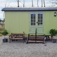 Shepherd's Hut at Craig Innes