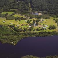 Riverside Retreat Chalets, Walpole