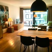 Gezellig appartement 4 pers 2 slpk Centrum Knokke