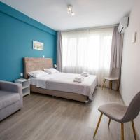 Raise Boutique Rooms in the Center of Athens