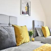 Cosy 2 Bedroom Flat with Parking in Premises in Milton Keynes