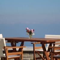 Amazing sea view guest house in Tsagkarada