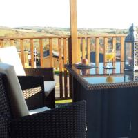 Devon Hills Holiday Park luxury timber lodge pet friendly with hot tub 2 to 6 berth