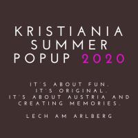 KRISTIANIA SUMMER POP UP