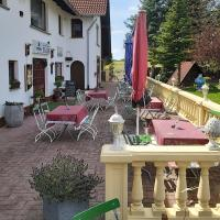 Doppelzimmer Gasthof und Eiscafe Frank