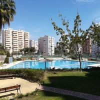 Villamar piscina, jardines, parking Vacaciones Ideales