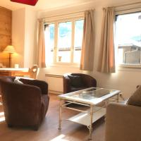 Cosy 2-bed appartment with small covered terrace in the heart of Ste Foy Village