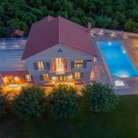 Villa Rodoula in Mystras