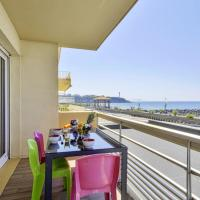 Charming two-bedroom with balcony facing the sea of Anglet - Welkeys