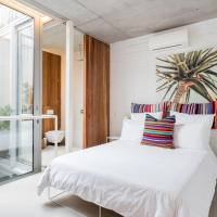 3 Bedroom Architect-Designed Home with a Rooftop Pool in De Waterkant
