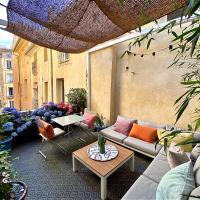 Appartement luxe terrasse climatisation centre d Aix