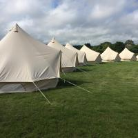 New Forest Glamping Teddy's Farm
