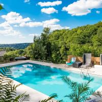 Restful Holiday Home in Verviers with Hot Tub and Garden