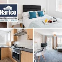 """Book Today"" - 4 bed house, Sleeps up to 10, Free wifi, Perfect for Family & Business Travelers - Hartco Serviced Accommodation Walsall"