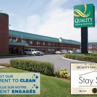 Quality Inn & Suites Aéroport P.E. Montréal-Trudeau Airport