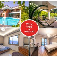 Villa Paris Marmaris Daily Weekly Rentals