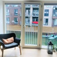 2Floors New Apartment & Charming Canal Surrounding