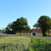 Viesnīca Blankenfeldes muiža pilsētā Blankenfelde