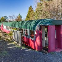 Ohakune Train Stay - Carriage B