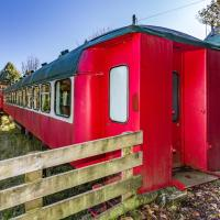 Ohakune Train Stay - Carriage A