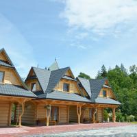 Willa i domki Toporówka
