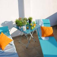 Malaga Sun and Private Roof Terrace Free Parking