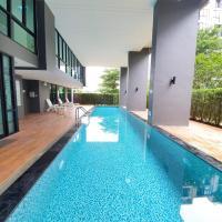 Luxury Family Suite Two Bedroom @Nimman Maya