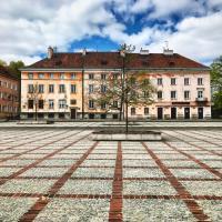 Krótkoterminowy wynajem Starówka w Warszawie