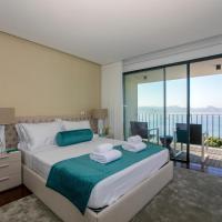 LovelyStay - Luxury 2BR Duplex Apartment in Foz Porto