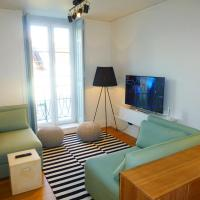 Moderno Apartamento, Madalena com Vista Rio (4pax)
