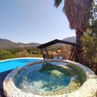 Villa Manzara Muhteşem Kayaköy Manzaralı Jakuzi ve Havuzlu Lüks Villa
