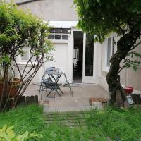 Studio hyper centre avec jardin