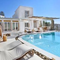 Luxury Villa in Mykonos / Private Pool