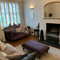 Stylish home walking distance to the Village